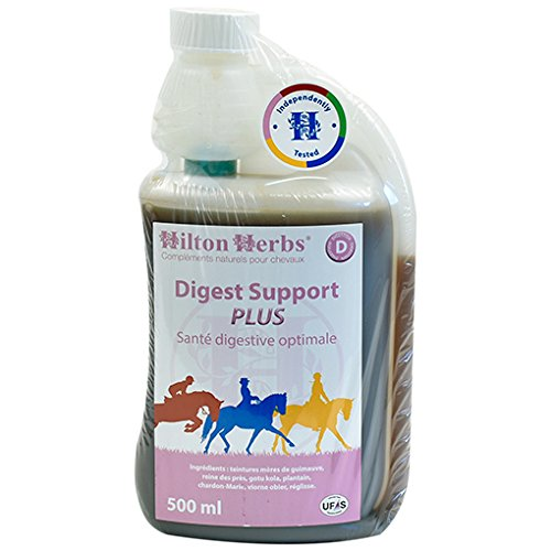 Hilton Herbs Digest Support Plus wedstrijd voor paarden 500 ml