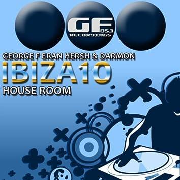 Ibiza 2010 House Room
