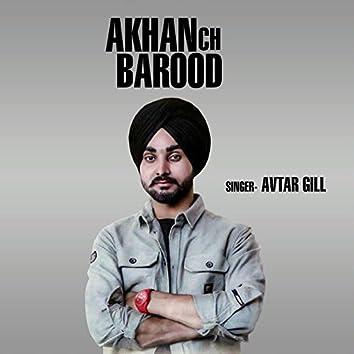 Aakhan Ch Barood