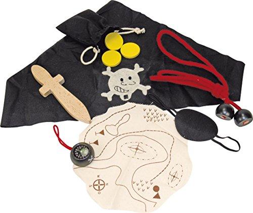 Ulysse - 22084 - Accessoire Déguisement - Mallette du Pirate