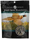 My Family s Wild Game Seasoning- Quail, Game Hen, Pheasant, Duck, 3.6 Oz Pouch