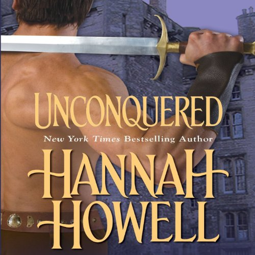Unconquered audiobook cover art