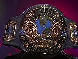 Wrestling Belt and Guardians