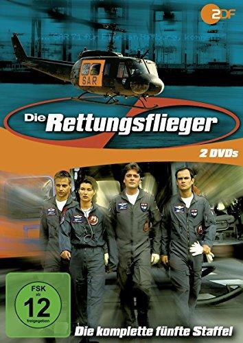 Die Rettungsflieger - Staffel 5 (2 DVDs)