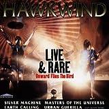 Songtexte von Hawkwind - Live and Rare: Onward Flies the Bird