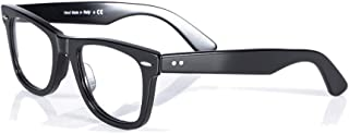 Eileen&Elisa Acetate Retro Rectangle Glasses Frames for...