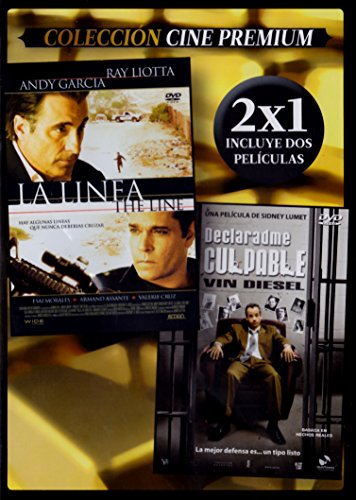 La Línea (The Line) + Declaradme Culpable (Find Me Guilty) (Estuche Slim) [DVD]