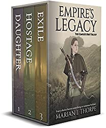 Empire's Legacy by Marian L Thorpe book cover