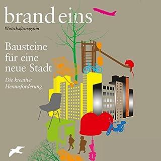 brand eins audio: Stadt Titelbild