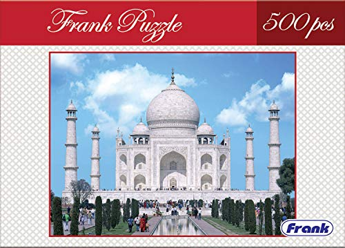 Frank Taj Mahal Puzzle For 10 Year Old Kids And Above