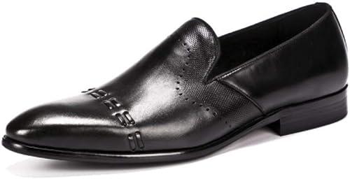 AEYMF Calzado Retro De Hombre Calzado Casual De Hombre Calzado Transpirable Perezoso Diario