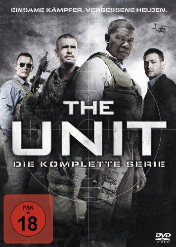 Produktbild von The Unit - Eine Frage der Ehre, Complete Box (19 Discs)