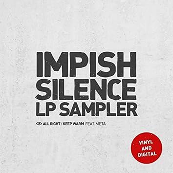 Silence LP Sampler (Album Sampler)