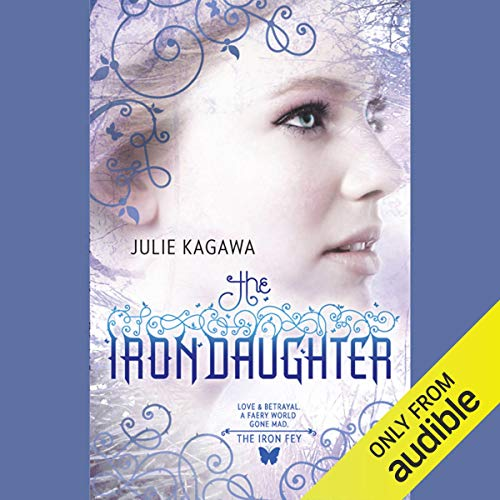 The Iron Daughter cover art