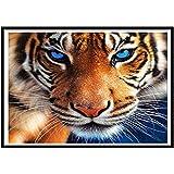 5d Diy pintura de diamantes Animal punto de cruz Kit completo de diamantes bordado mosaico imagen artística regalo de diamantes de imitación A2 40x50cm