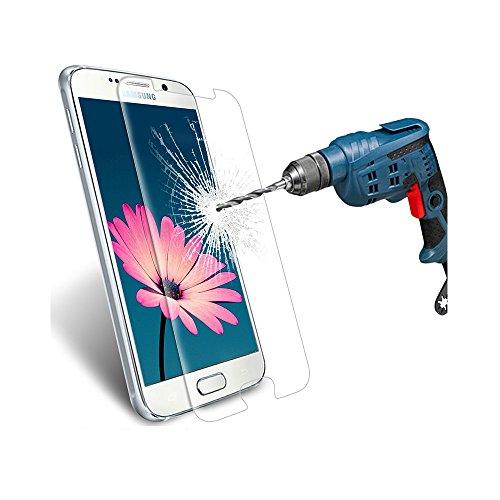 Lapinette Protector de Pantalla Compatible con Samsung Galaxy S6-2 Piezas - Protector...