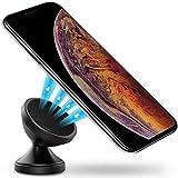 Power Theory Soporte Magnético de Móvil para Coche - Montura Universal - El Mejor para la mayoría de Smartphones y iPhone 11 Pro XR XS/X MAX SE 8 7 Plus Samsung Galaxy S20 S10 S9 S8 S7