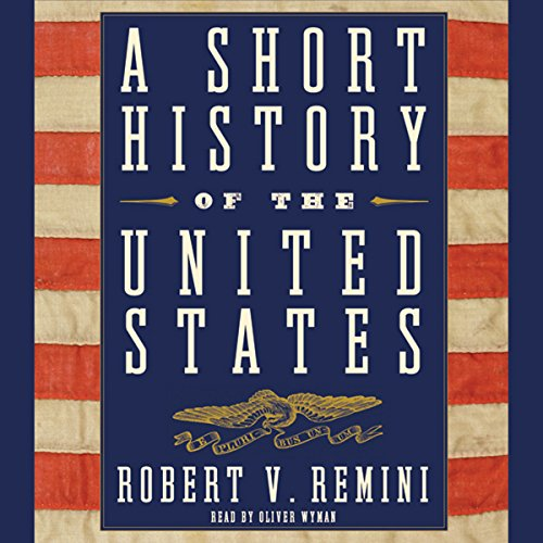 A Short History of the United States  By  cover art