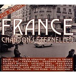 France Chansons (Coffret 10 CD)