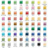 IMG-1 72 matite per colorare professionali