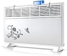 NFJ Calefacción Eléctrica Convector Calentador - Seguridad Función De Corte Térmico Desmontaje del Radiador De Baño Silencioso para Montaje En La Pared O De Suelo,A