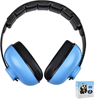 Baby Noise Cancelling Headphones, Ear Protection Earmuffs for 0-3 Years Kids