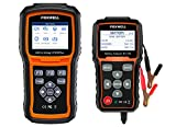 FOXWELL NT630 Plus OBD2 SRS ABS Bleeding Scanner and FOXWELL BT705 12V 24V Auto Battery Tester