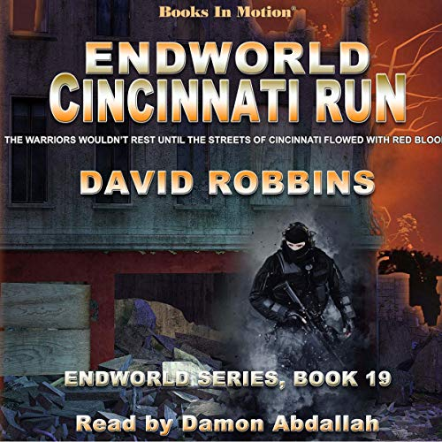 Cincinnati Run  By  cover art