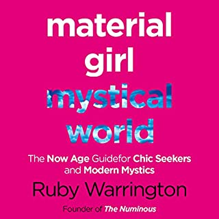 Material Girl, Mystical World cover art