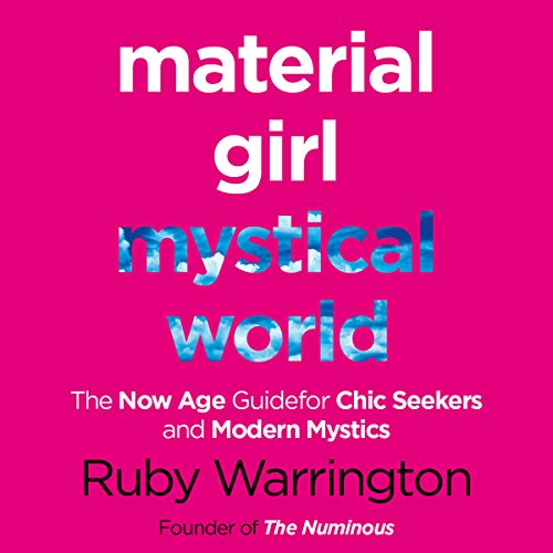 Material Girl, Mystical World audiobook cover art