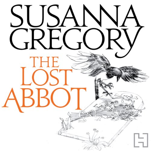 The Lost Abbot audiobook cover art