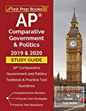 Image of AP Comparative Government and Politics 2019 & 2020 Study Guide: AP Comparative Government and Politics Textbook & Practice Test Questions