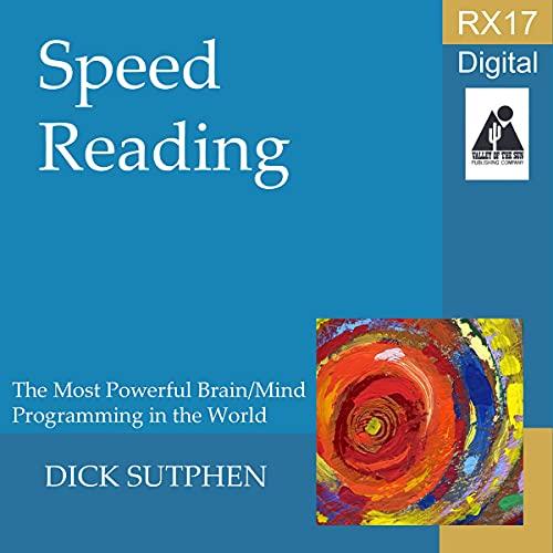 Listen RX 17 Series: Speed Reading audio book