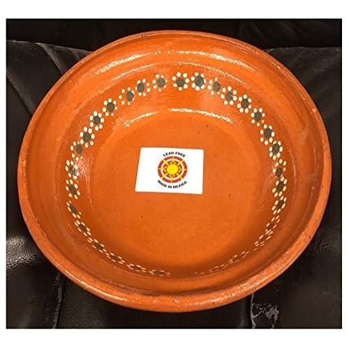 Amazon.com | Set of 4 Made in Mexico Plato Pozolero Soup Cereal Bowl 8.5