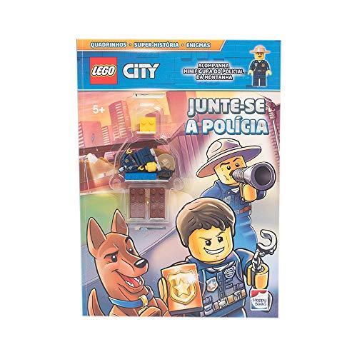 Lego City. Junte-se a polícia