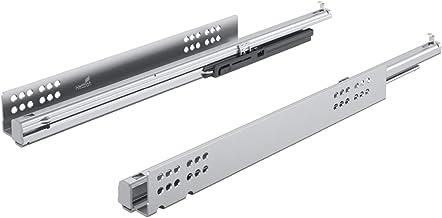 Hettich 9080237 Quadro V6 Silent System ondervloergeleiding - volledig uittrekbaar, nominale lengte 500 mm