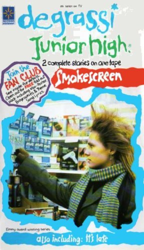 Degrassi Junior High - Part 5 - Smokescreen