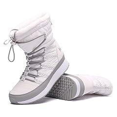 8ad25573fa2 Eureka USA Snow Boot for Men and Women Aspen Winter Boot