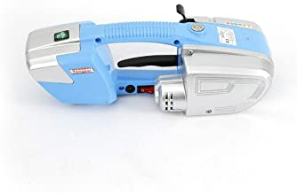 Strapping Machine Manual Welding Strapping Machine Strapping Tool Battery Powered Charged Electric Strapper Handheld Automatic Package Packing Machine for PET Strap Belt Banding Machine