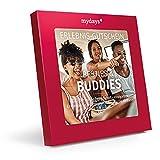 mydays Geschenkbox Besties & Buddies, Erlebnisgutscheine für 1-2 Personen, über 750 Erlebnisstandorte, das perfekte Erlebnisgeschenk für die Beste Fraundin/den besten Freund