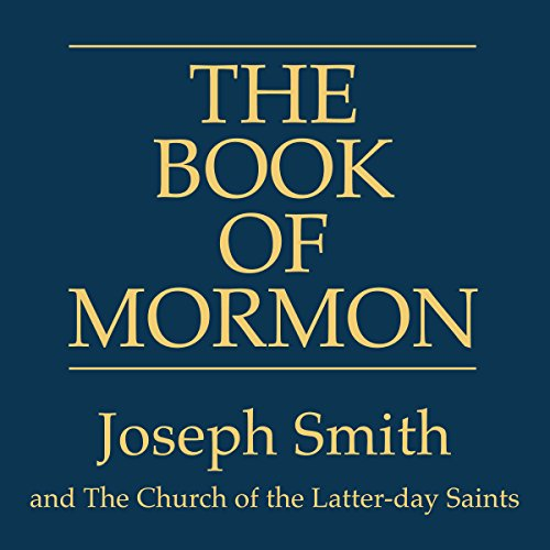 The Book of Mormon cover art
