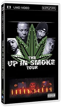 The Up in Smoke Tour [UMD for PSP] by Eagle Rock Ent