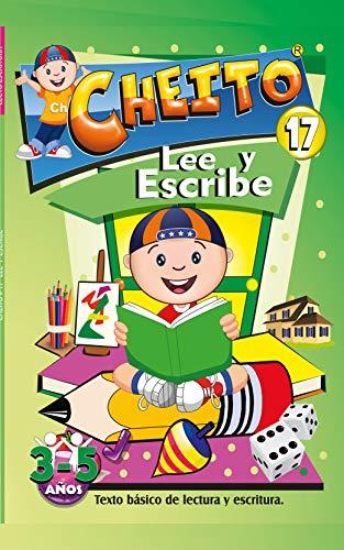 CHEITO: Lee y Escribe Prescolar