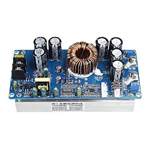 ILS AP-D5830A 30A 800W DC-DC Step-down de alta potencia Módulo de alimentación de carga de corriente constante de tensión constante con refrigeración por ventilador