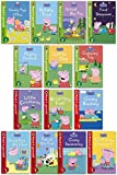 Peppa Pig Read It Yourself with Ladybird 14 Books Children Collection Set for Level 1 and 2
