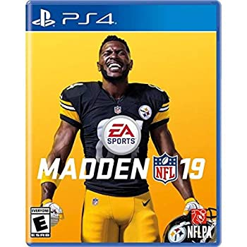 Video Game Madden NFL 19 - PlayStation 4 Book
