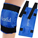 Best Ice Packs For Knees - Large Knee Ice Pack Warp Around Entire Knee Review