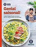WW - Genial saisonal!: Leckere Rezepte für jede Jahreszeit. Rezepte von TV- und Sternekoch Andi Schweiger. Regional und saisonal kochen. Frisch und ausgewogen