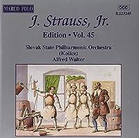 STRAUSS II, J.: Edition - Vol. 45 by Alfred Walter (2006-08-01)