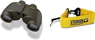Steiner 7x50 Military Marine Binoculars 2038 w/Steiner Clic-Loc Float Strap